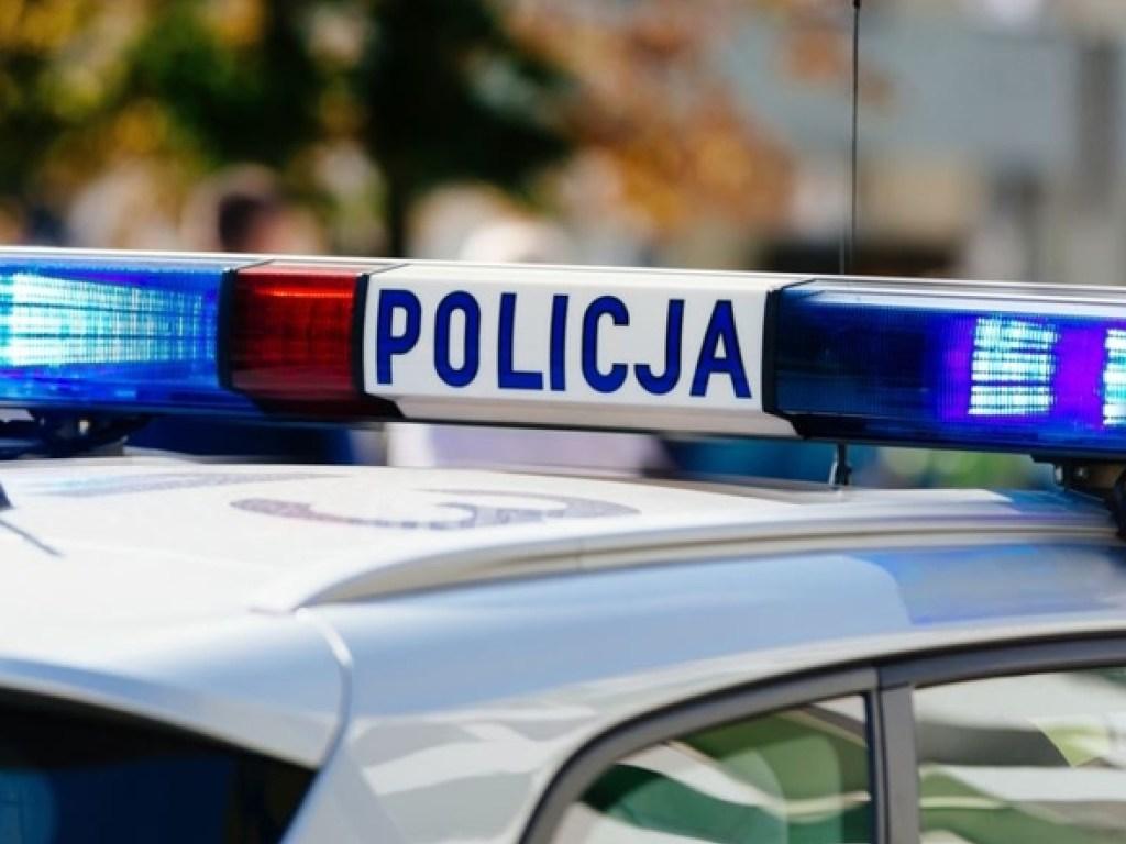 В Польше арестовали украинку за поджог торгового центра