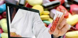 Дистанционная торговля лекарствами