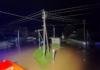 Шквал та зливи підтопили та знеструмили села на Рівненщині (ФОТО)