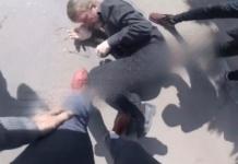 Сломаны ребра: в Виннице избили ногами сторонника Партии Шария, - СМИ
