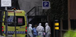 Мадрид коронавирус