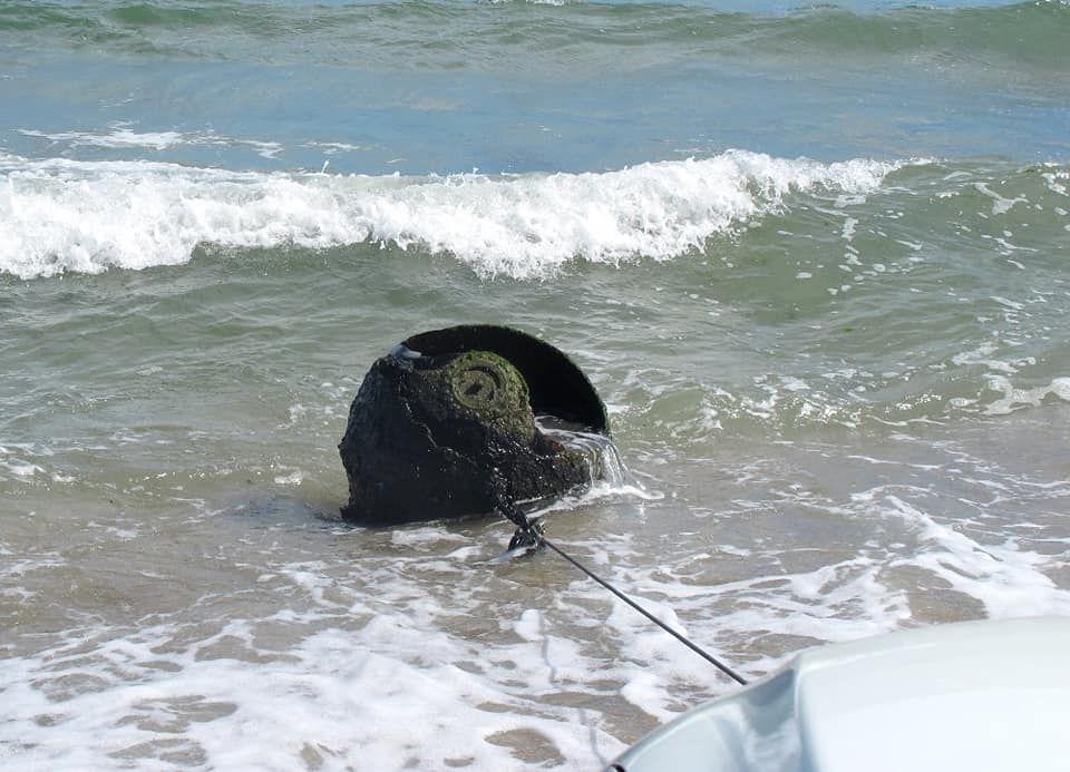 Морська міна