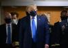 Трамп в маске