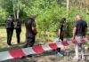 В Киеве иностранка расчленила и пыталась сжечь тело мужчины