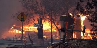 Каліфорнія пожежі