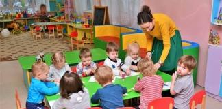 В Минздраве рассказали, как будут работать детские сады с 1 сентября