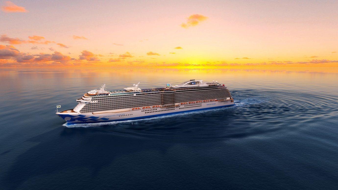 В Греции открыли шесть портов для захода круизных лайнеров