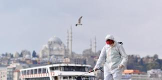 Турция коронавирус
