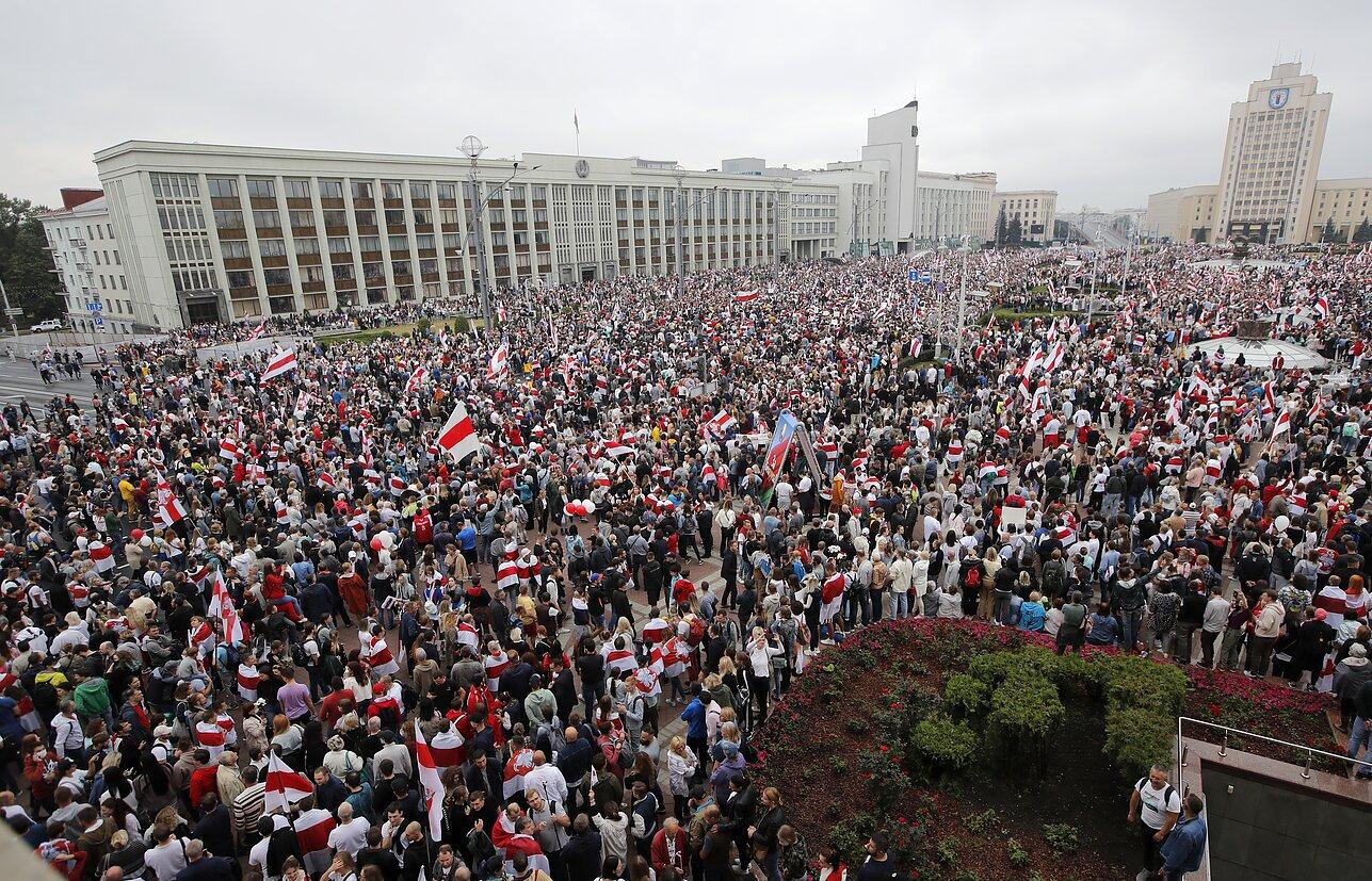 Координационный совет оппозиции Беларуси предложил вернуться к Конституции 1994 года