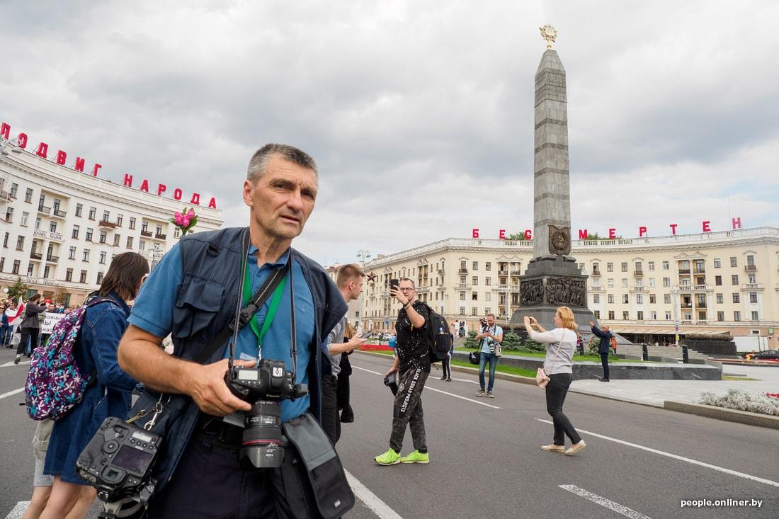 МИД Беларуси лишил аккредитации десятки журналистов иностранных СМИ