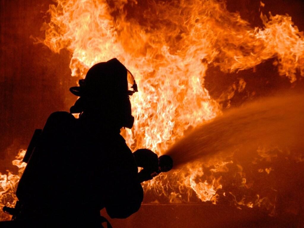 В Черниговской области во время пожара погиб ребенок