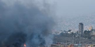 Во время взрыва в порту Бейрута находились два судна, прибывшие из Мариуполя