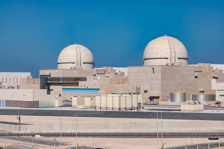 ОАЕ запустили першу в арабському світі атомну електростанцію