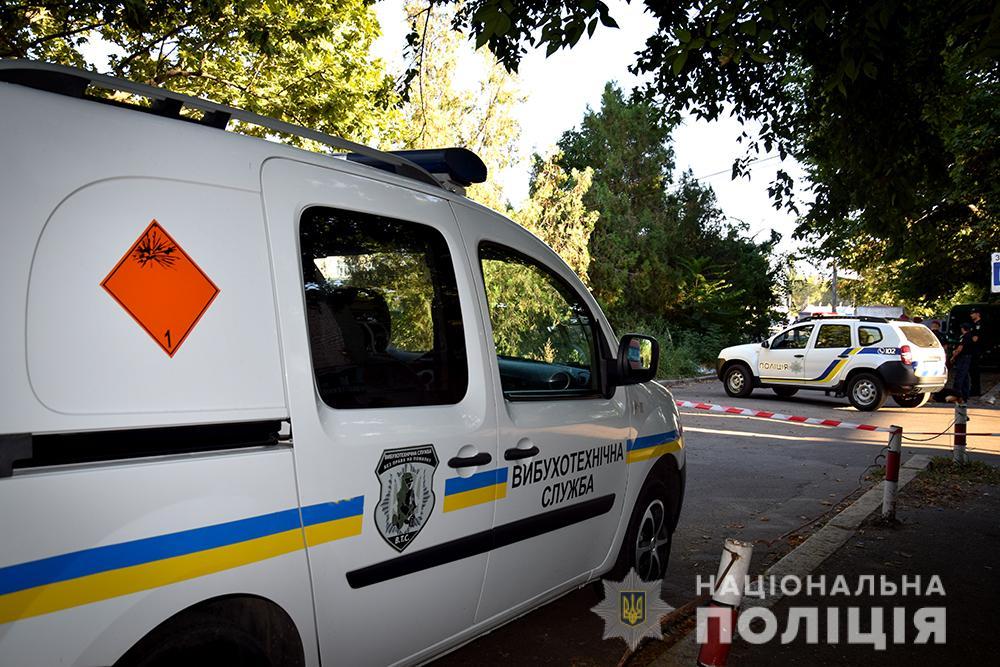 """В Николаеве пьяный мужчина """"заминировал"""" рейсовый автобус и автомобиль на автовокзале"""