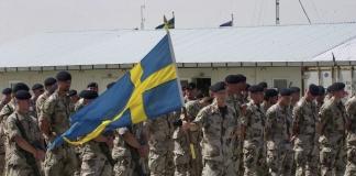 Швеція армія