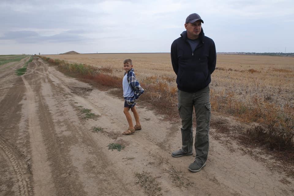 Сенцов показал кадры со съемок фильма