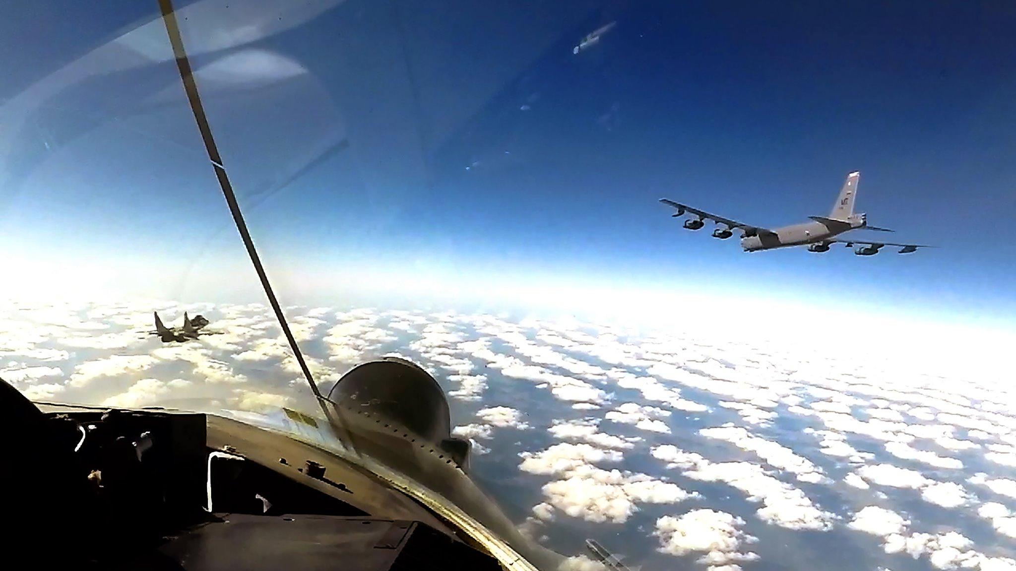 Полёты бомбардировщиков США над Чёрным морем будут регулярными, - ВСУ