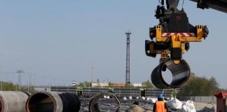 """Данія підтримала зупинку будівництва """"Північного потоку-2"""""""