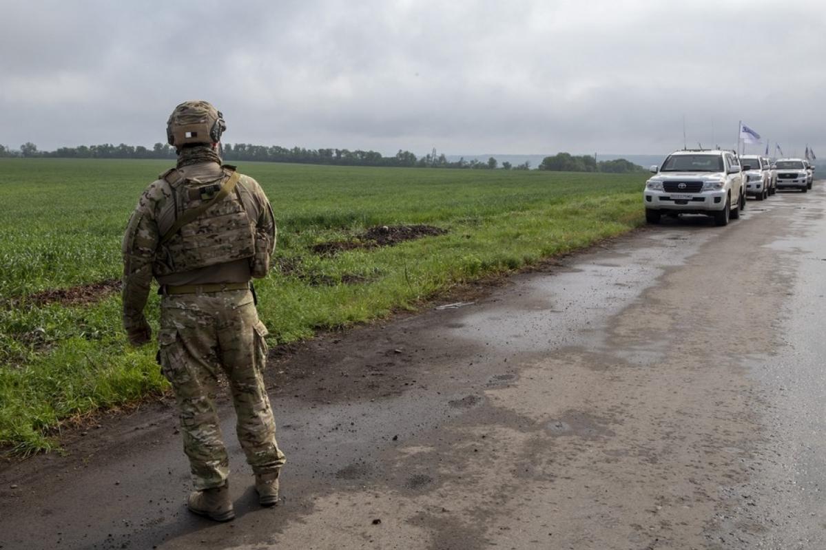 Україна допустила вибори на окупованому Донбасі