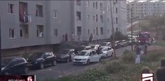 У Тбілісі стався вибух у багатоповерхівці, є постраждалі