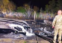 Пілот Ан-26, який розбився під Харковом, повідомляв про проблеми з двигуном, - ЗМІ