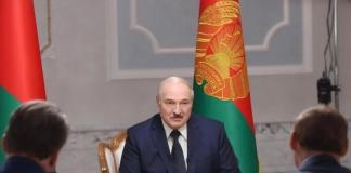 Если Беларусь рухнет, следующей будет Россия, - Лукашенко