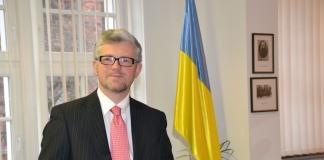 Посол України в Німеччині