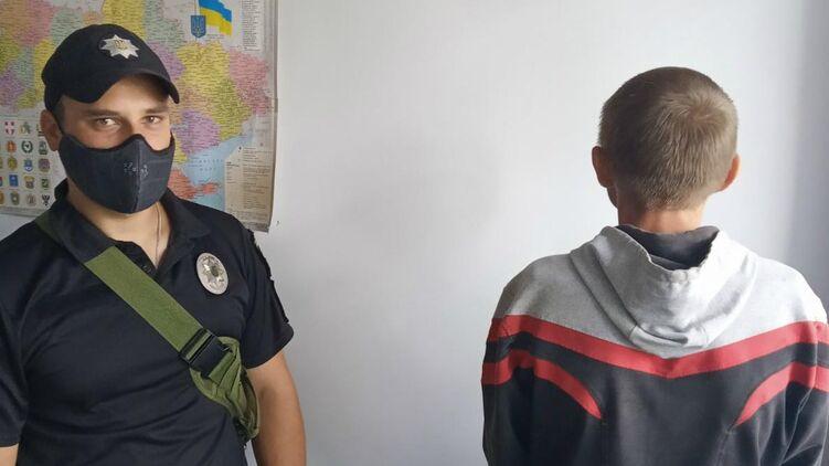 В Харьковской области за изнасилование 11-летнего ребенка задержали рецедивиста