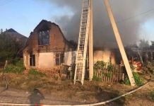 Полиция проверит версию о поджоге дома родителей журналиста Васильца