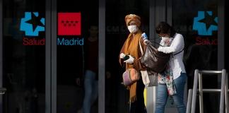 Испания коронавирус