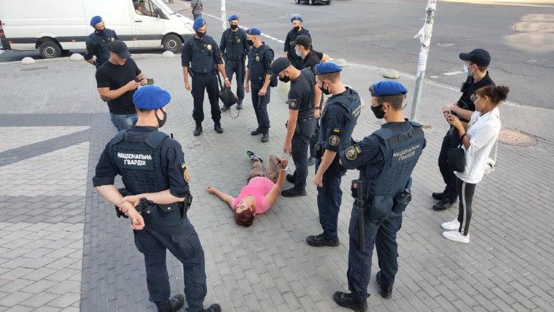 Правоохранители задержали группу ромов за кражу на Центральном вокзале