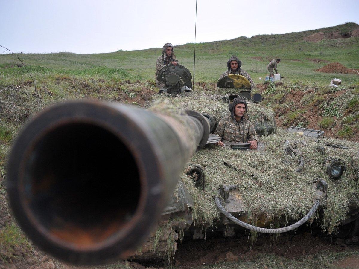Нагорний Карабах