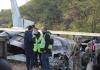 В Украине приостановили полеты самолетов, аналогичных рухнувшему под Харьковом Ан-26