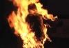 На Тернопольщине мужчина поджёг себя в центре занятости