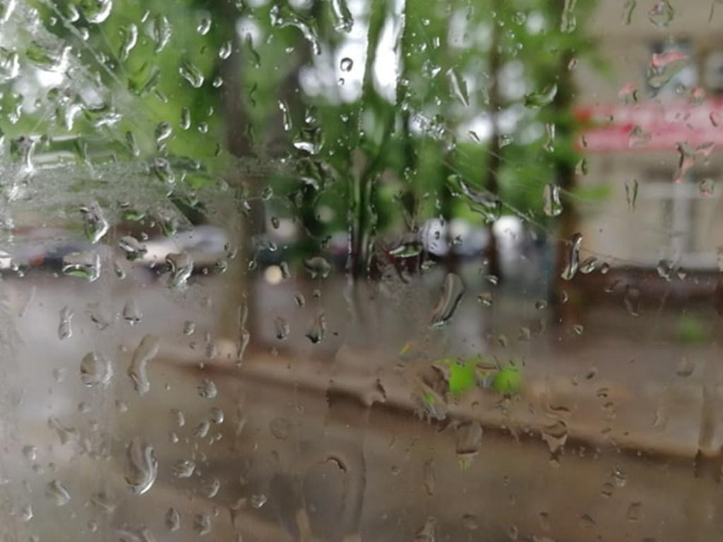 Ивано-Франковск дождь