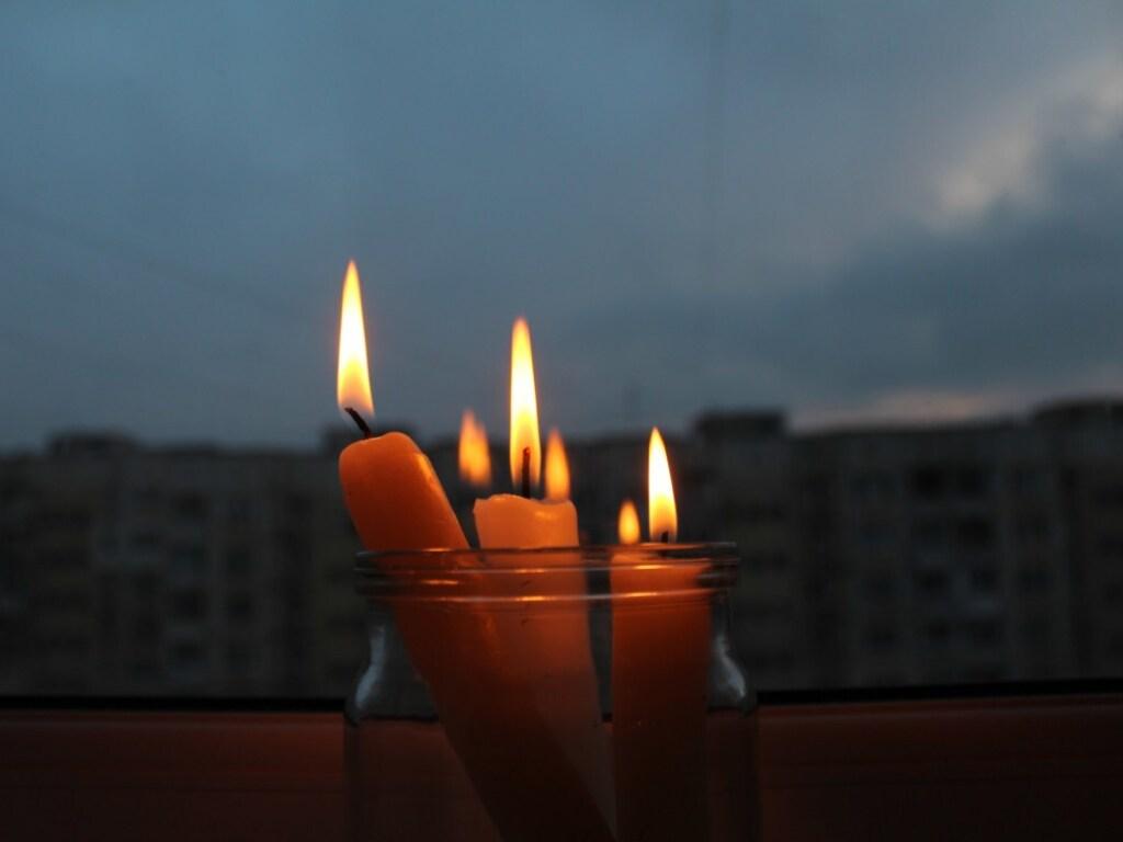 В центре Киева из-за аварии пропало электричество