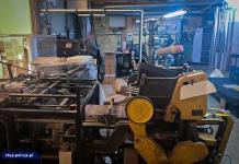 У Польщі виявили нелегальну фабрику сигарет: під варту взяли 12 українців