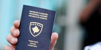 паспорт Косово