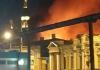 Харьков рынок пожар