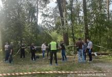 В Киеве мужчины зарезали знакомого из-за мобильного телефона (ВИДЕО)