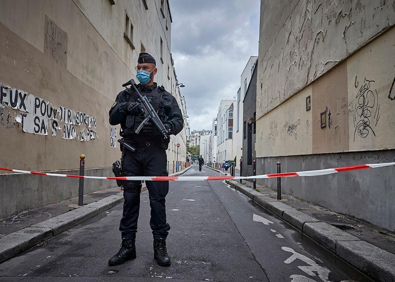 Чоловік, який обезголовив учителя у Франції, — чеченець з Москви
