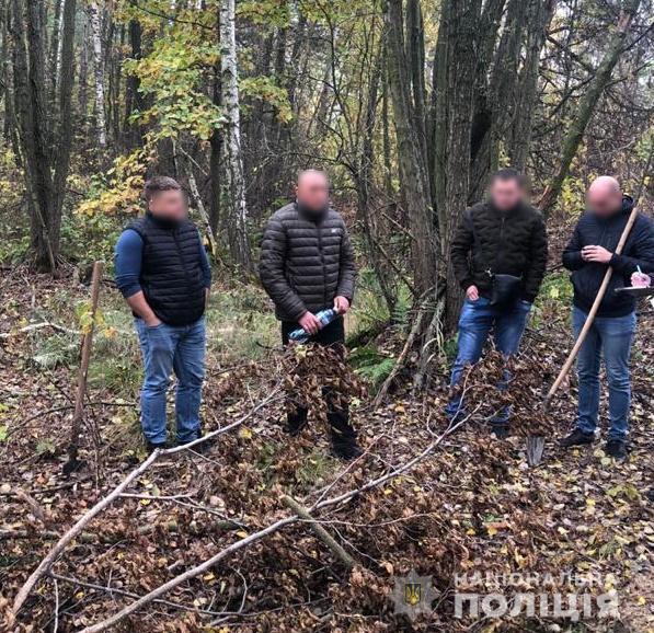 Под Киевом в лесу нашли труп без вести пропавшего мужчины