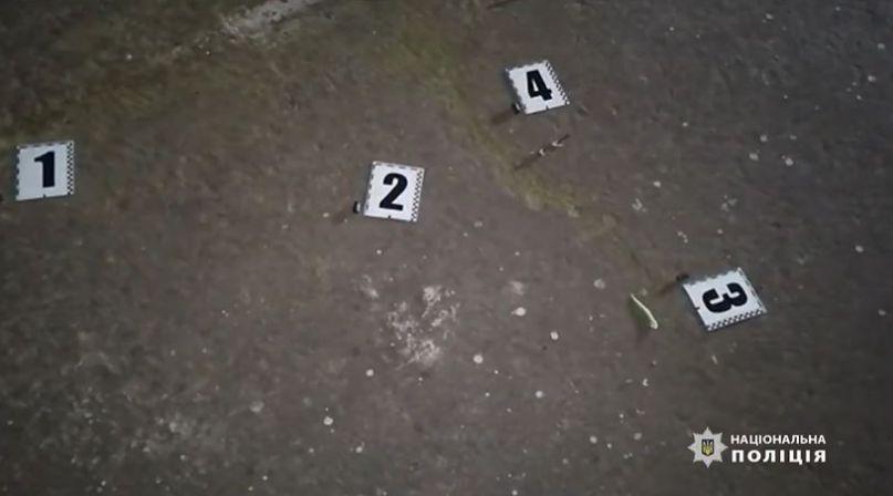 Под Одессой произошла стрельба на улице: есть пострадавший (ФОТО)