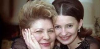 Людмила Телегина и Юлия Тимошенко