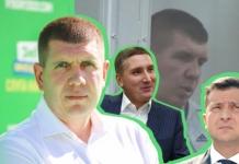 Гунько - юрист забудовника Януковича, який фальсифікує вибори у 208 окрузі