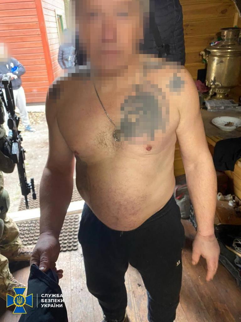 СБУ затримала кримінального авторитета, якого шукали по всій Україні