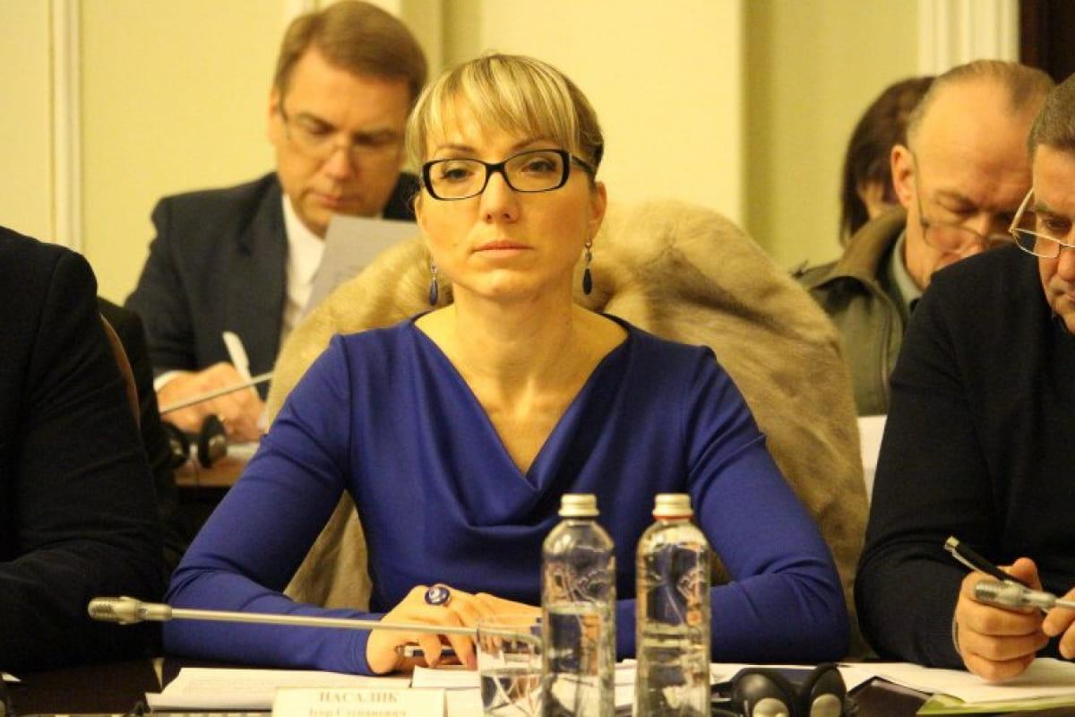 Кабмін звільнив очільницю міністерства енергетики Буславець