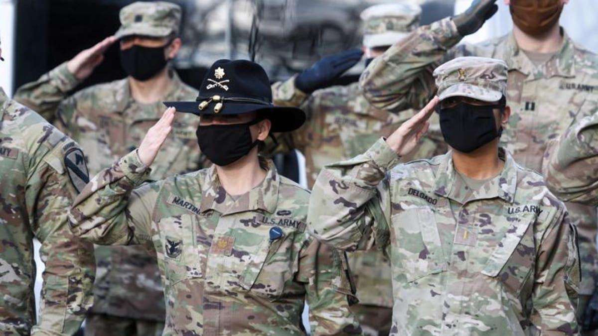 командування армійського корпусу США