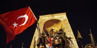 В Турции за попытку совершить госпереворот к пожизненному сроку приговорили 79 человек