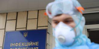 Україна коронавірус